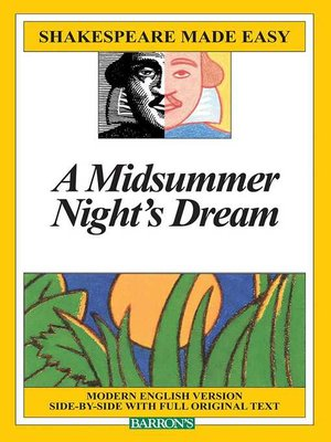 cover image of Midsummer Night's Dream