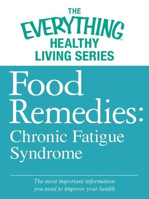 cover image of Food Remedies--Chronic Fatigue Syndrome
