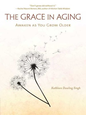 cover image of The Grace in Aging