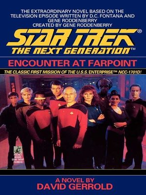 cover image of Encounter at Farpoint