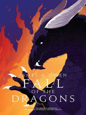 cover image of Fall of the Dragons