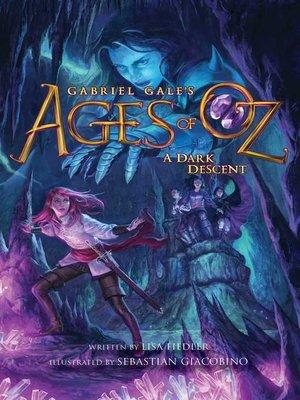 cover image of A Dark Descent