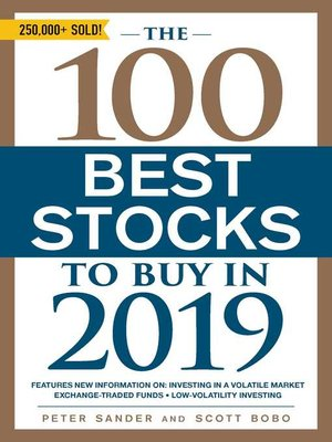 cover image of The 100 Best Stocks to Buy in 2019