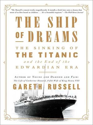 cover image of The Ship of Dreams