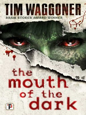 cover image of The Mouth of the Dark