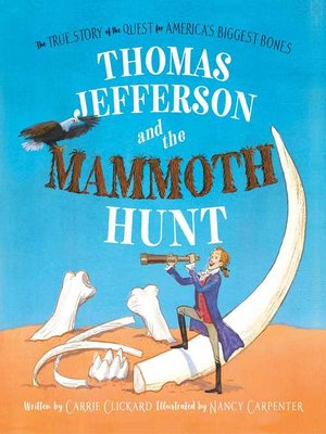 cover image of Thomas Jefferson and the Mammoth Hunt