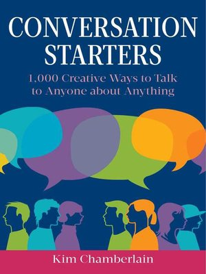 cover image of Conversation Starters