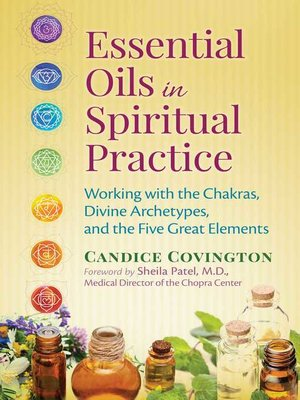 cover image of Essential Oils in Spiritual Practice