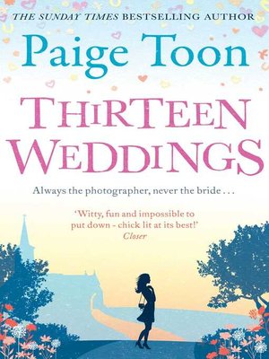 cover image of Thirteen Weddings