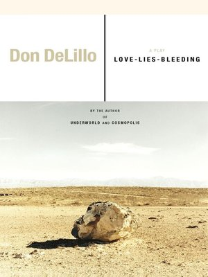 cover image of Love-Lies-Bleeding