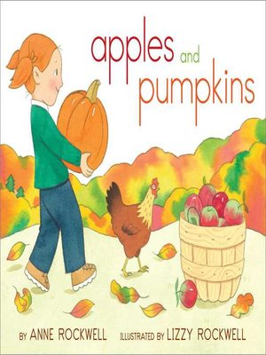cover image of Apples and Pumpkins