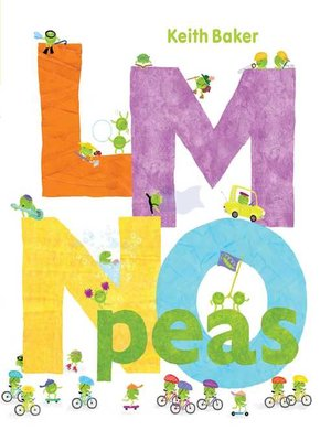 cover image of LMNO Peas