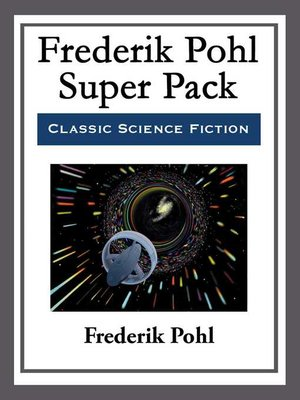 cover image of Frederik Pohl Super Pack