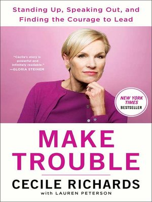cover image of Make Trouble