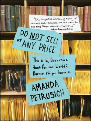 cover image of Do Not Sell At Any Price