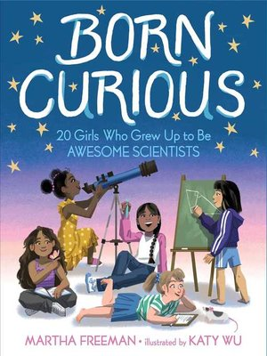 cover image of Born Curious