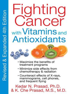 cover image of Fighting Cancer with Vitamins and Antioxidants