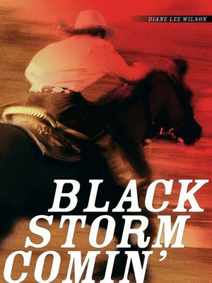 cover image of Black Storm Comin'