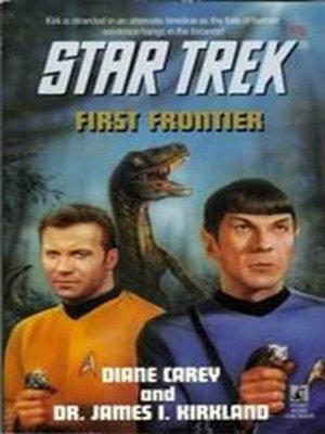 cover image of First Frontier