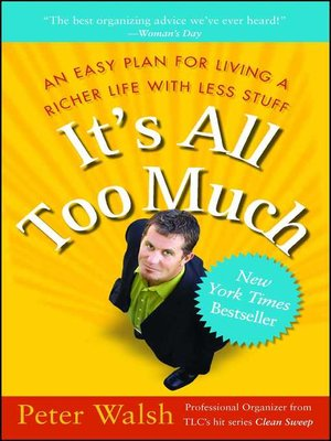 cover image of It's All Too Much