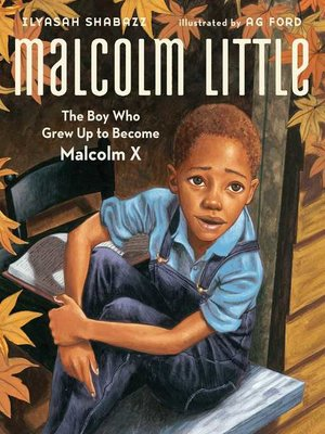 cover image of Malcolm Little