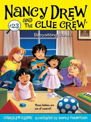 cover image of Babysitting Bandit