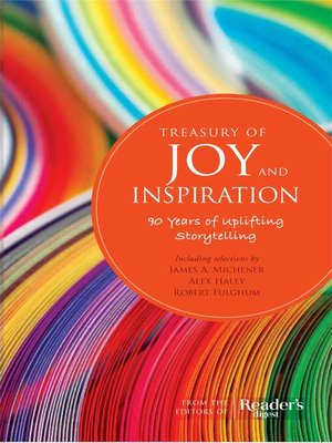 cover image of Treasury of Joy & Inspiration