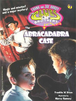 cover image of The Abracadabra Case