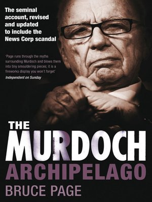 cover image of The Murdoch Archipelago