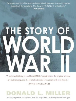cover image of The Story of World War II