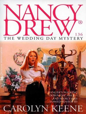 cover image of The Wedding Day Mystery