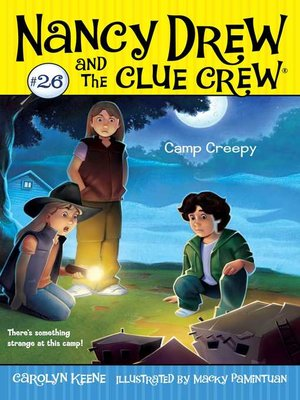 cover image of Camp Creepy