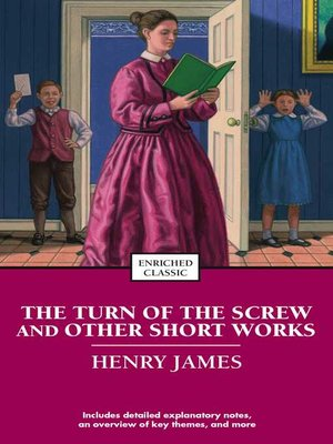 cover image of The Turn of the Screw and Other Short Works