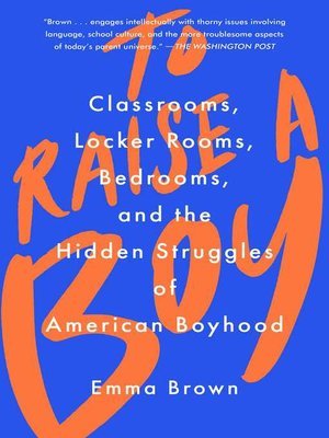 cover image of To Raise a Boy