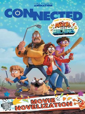 cover image of Connected Movie Novelization