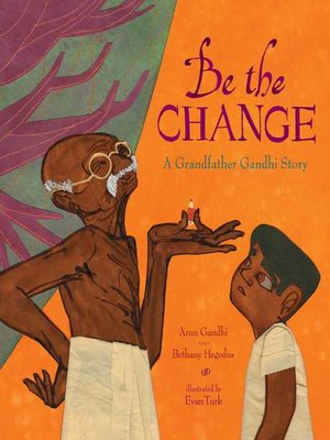cover image of Be the Change