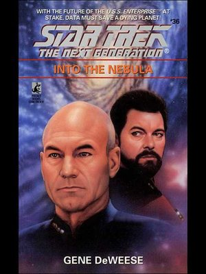 cover image of Into the Nebula