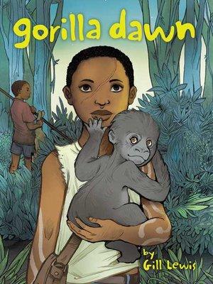 cover image of Gorilla Dawn