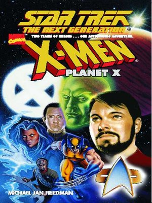 cover image of Planet X