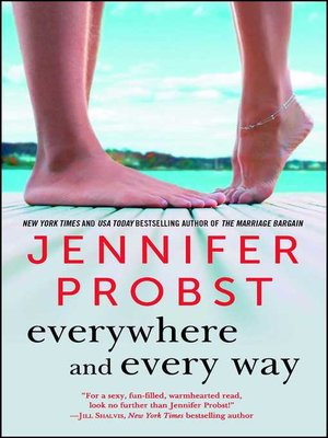 Jennifer probst overdrive rakuten overdrive ebooks audiobooks cover image of everywhere and every way fandeluxe Images