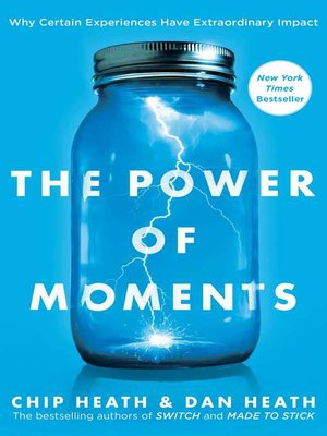 cover image of The Power of Moments