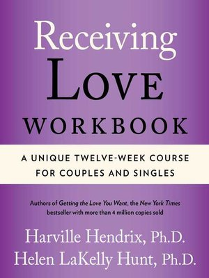 cover image of Receiving Love Workbook