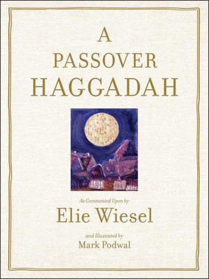cover image of Passover Haggadah