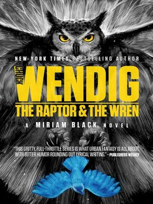 cover image of The Raptor & the Wren