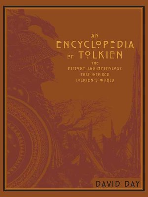 cover image of An Encyclopedia of Tolkien