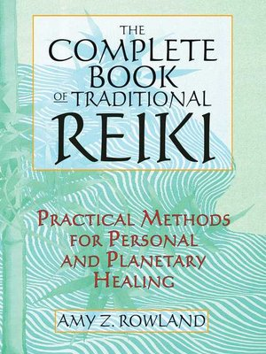 cover image of The Complete Book of Traditional Reiki