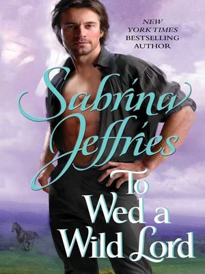 cover image of To Wed a Wild Lord