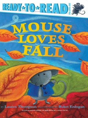 cover image of Mouse Loves Fall