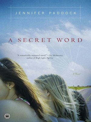 cover image of A Secret Word