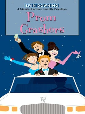 cover image of Prom Crashers